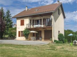 Two-Bedroom Apartment in Selonnet, Селоне (рядом с городом Montclar)