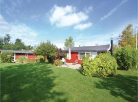Four-Bedroom Holiday Home in Grenaa