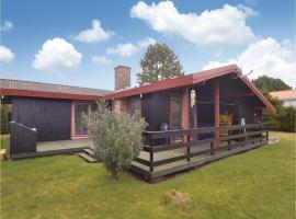 Holiday home Fridavej Grenaa XII, Stokkebro (Gjerrild yakınında)