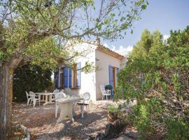 Holiday home Villars N-879, Villars (рядом с городом Сен-Сатюрнен-д'Апт)