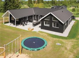 Holiday home Fyrrehaven with indoor pool
