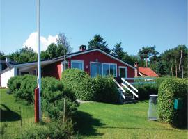 Holiday home Grønningen Allingåbro XII, Hevring (Lystrup Strand yakınında)