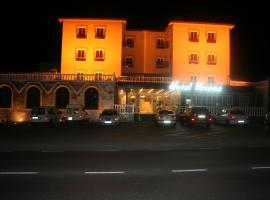 Hotel Verona, Пуэртольяно (рядом с городом Инохосас-де-Калатрава)