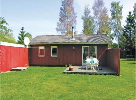 Holiday home Bogfinkevej Ørsted XI, Kare (Ingerslev yakınında)