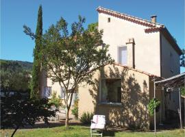 One-Bedroom Holiday Home in St. Roman de Malgarde, Saint-Roman-de-Malegarde
