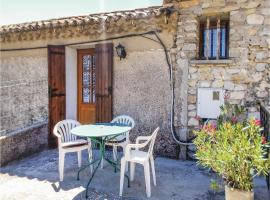 One-Bedroom Holiday Home in St Marcellin Les Vais., Saint-Marcellin-lès-Vaison