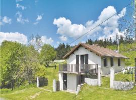 Holiday home Hameau De Vente, Coucouron (рядом с городом Lachapelle-Graillouse)
