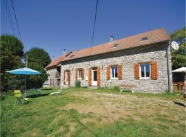 One-Bedroom Holiday Home in Burzet, Burzet