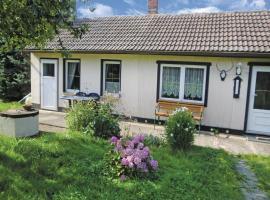 Holiday home Harzgerode/Dankerode *LXXII *, Dankerode (Schielo yakınında)