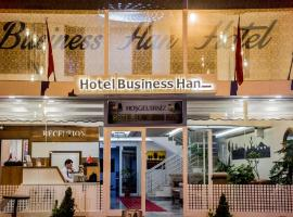 Hotel Business Han, Nevsehir