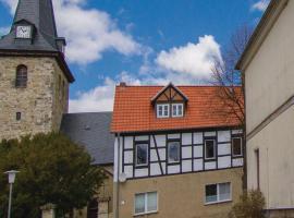 Four-Bedroom Apartment in Ballenstedt, Ballenstedt (Meisdorf yakınında)