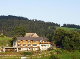 Landhotel Spreitzhofer, Sankt Kathrein am Offenegg (Rossegg yakınında)