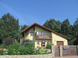 Apartmány Pod Lesem, Rodvínov (Jarošov nad Nežárkou yakınında)