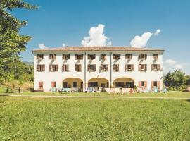Villa Albrizzi Marini, San Zenone