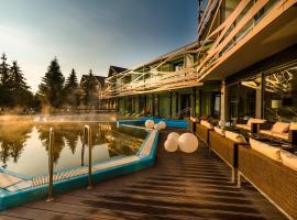 Hotel Galeria Thermal Bešeňová, Bešeňová