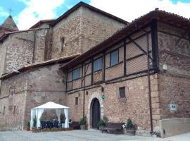 La Casa Nueva, Ньева-де-Камерос (рядом с городом Прадильо)