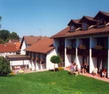Hotel Am Lingelbach, Knüllwald (Rengshausen yakınında)