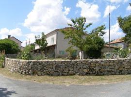 Gite paisible a la Roche, Cercles (рядом с городом Léguillac de Cercles)