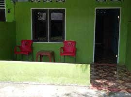 Alam Indah Guest House, Bohorok (рядом с городом Timbanglawang)