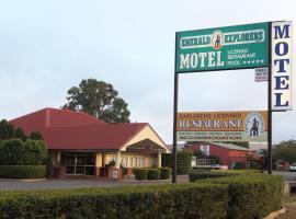 Emerald Explorers Inn, Emerald (Gindie yakınında)