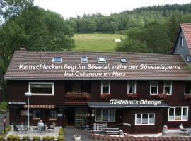 Gästehaus Bündge