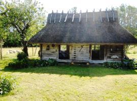 Antsu-Jaani Tourism Farm, Suuremõisa (Liiva yakınında)