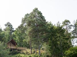 Anfasteröd Gårdsvik - Tälten, Ljungskile