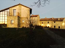 Casa Zuffada, Ruino (Rocca de'Giorgi yakınında)