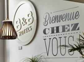 B&B Hôtel MONTPELLIER (1), Saint-Jean-de-Védas