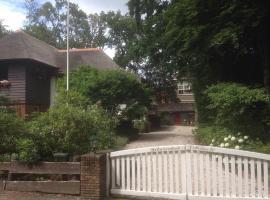 Garden house, Bloemendaal