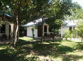 Tangkoko Holiday Home, Airtembaga (рядом с городом Pulau Mogogimbun)