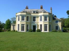 Holbecks House B&B, Stoke by Nayland (рядом с городом Layham)