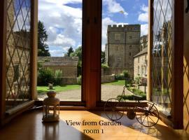 The Garden rooms, Bedale