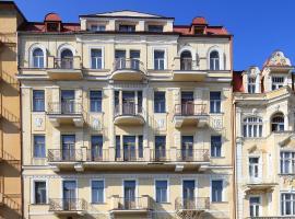 Hotel Pramen, Mariańskie Łaźnie