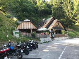 Mountain Lodge Petrovo Brdo
