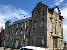 Weavers Court Apartments, Ayr