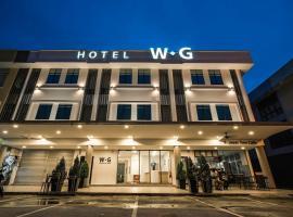 WG Hotel, Порт-Диксон