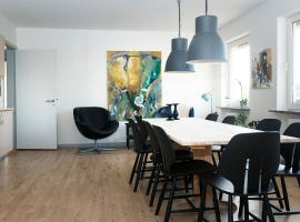 Mølvangvej 2 Jelling Apartment, Jelling (Harresø yakınında)