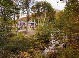 Cumbres Del Martial, Ushuaia (Deseado Lake yakınında)