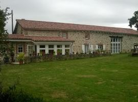 Salvert B&B, Brillac (рядом с городом Oradour-Fanais)