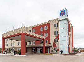Motel 6 - Moosomin, Moosomin (Miniota yakınında)