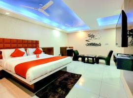 Hotel Hillton Inn, Gandhinagar (рядом с городом Adalaj)
