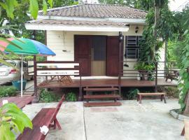 Wasuthan Garden House, Nong Khai