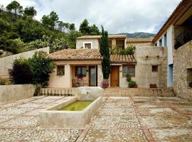 Aldea Roqueta Hotel Rural, Els Ibarsos (Adzaneta yakınında)