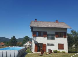 Holiday Home Jelka, Donji Lapac