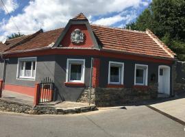 Ferienhaus-Schwalbennest, Marbach an der Kleinen Krems (Kottes yakınında)