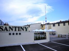 Hotel Santiny, Sveta Nedelja (рядом с городом Novaki Samoborski)