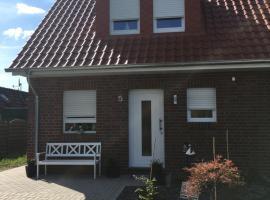 Ferienhaus Nordsee Wangerland, Minsen