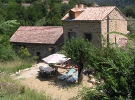 gîte de la salamandre, Ribes (рядом с городом Planzolles)