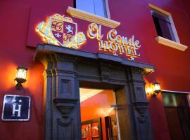 El Conde Hotel